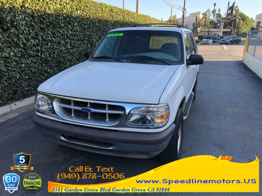 Used 1997 Ford Explorer in Garden Grove, California | Speedline Motors. Garden Grove, California