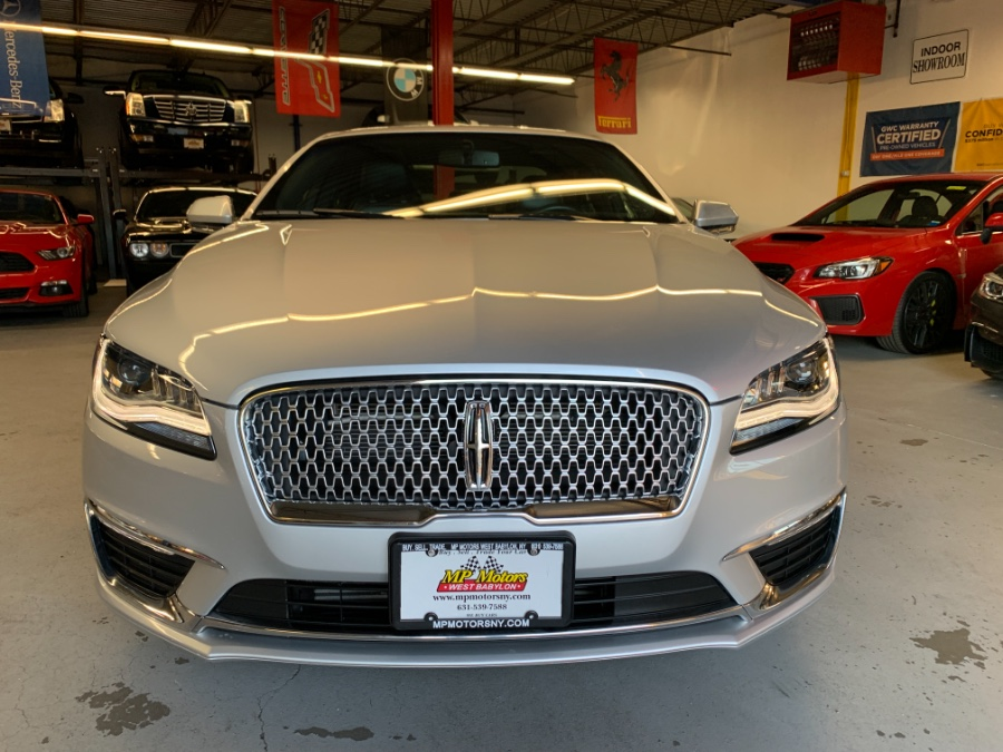 Used Lincoln MKZ Select AWD 2017 | MP Motors Inc. West Babylon , New York