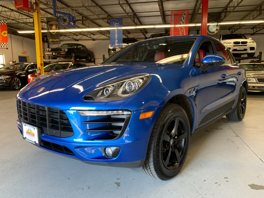 Used 2017 Porsche Macan in West Babylon , New York | MP Motors Inc. West Babylon , New York