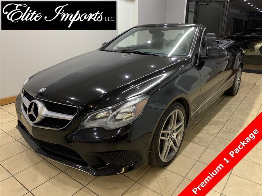 Used Mercedes-benz E-class E 350 2014   Elite Imports LLC. West Chester, Ohio