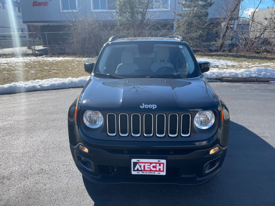 Used Jeep Renegade 4WD 4dr Latitude 2015 | A-Tech. Medford, Massachusetts