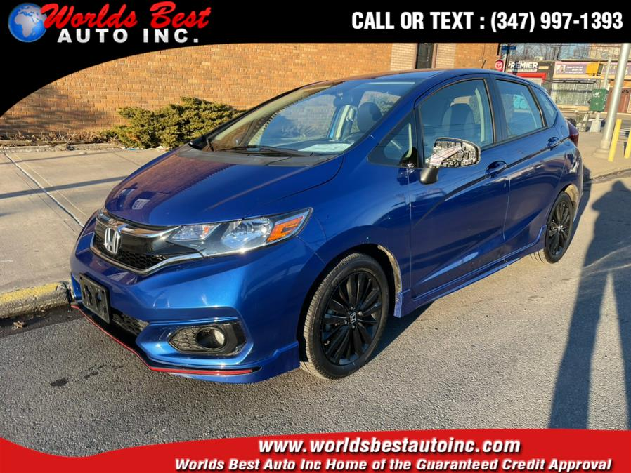Used 2018 Honda Fit in Brooklyn, New York