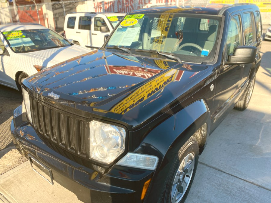 Used 2008 Jeep Liberty in Middle Village, New York | Middle Village Motors . Middle Village, New York