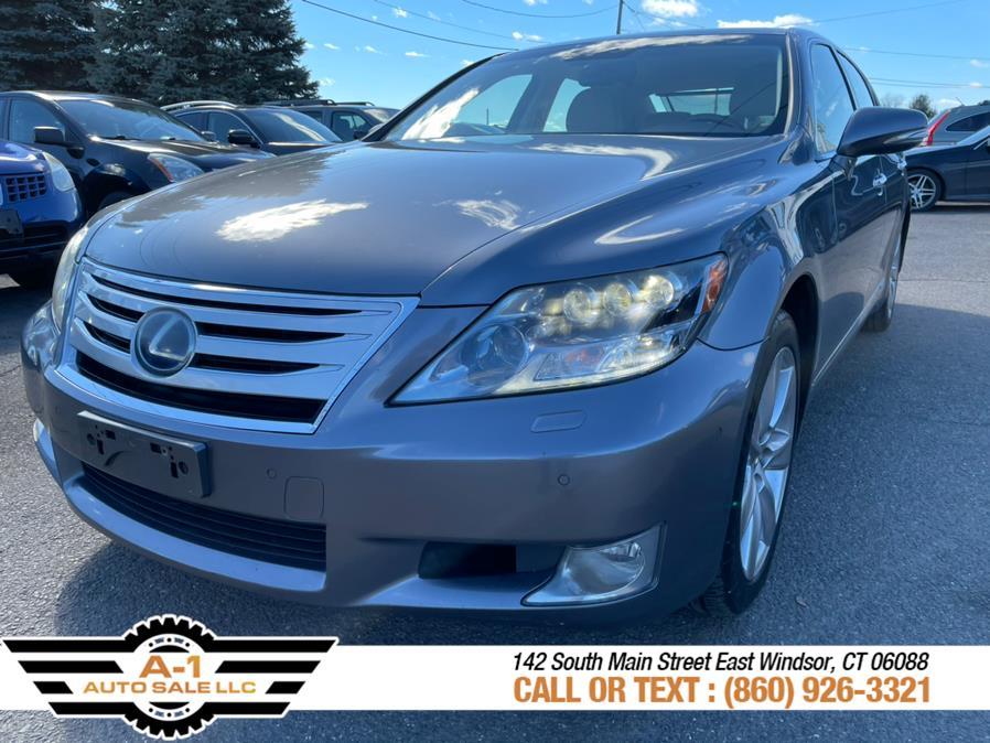 Used Lexus LS 600h L 4dr Sdn Hybrid 2012 | A1 Auto Sale LLC. East Windsor, Connecticut