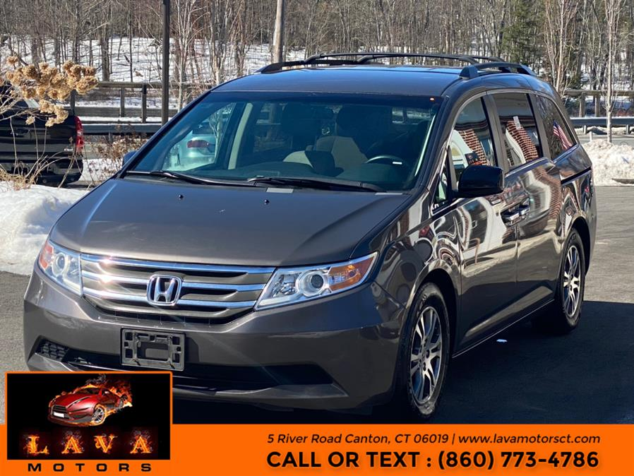 Used 2012 Honda Odyssey in Canton, Connecticut | Lava Motors. Canton, Connecticut