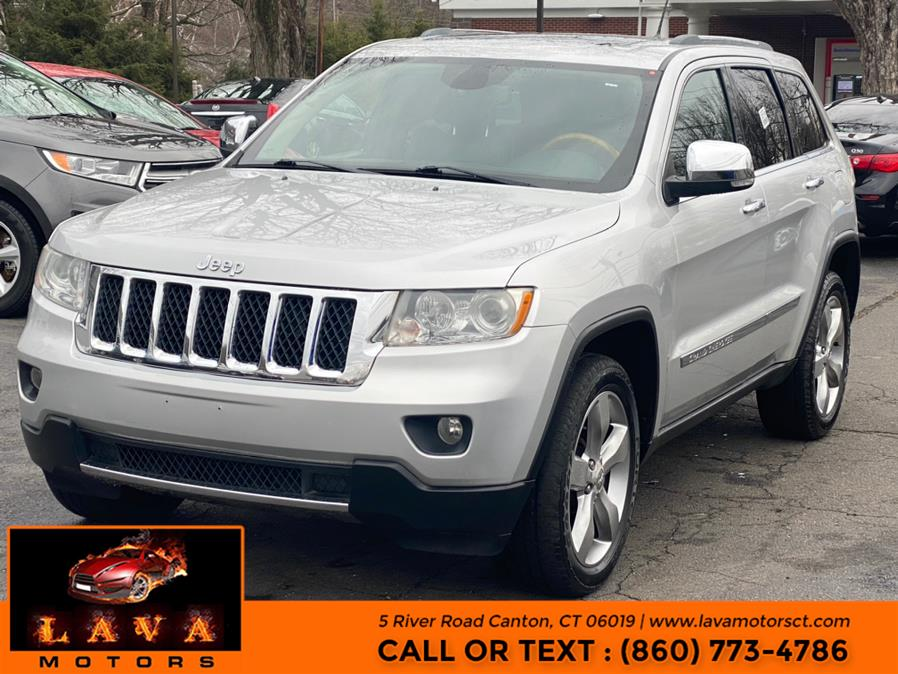 Used 2011 Jeep Grand Cherokee in Canton, Connecticut | Lava Motors. Canton, Connecticut