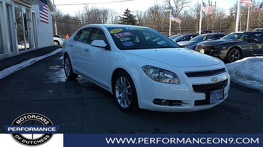 Used 2012 Chevrolet Malibu in Wappingers Falls, New York | Performance Motorcars Inc. Wappingers Falls, New York