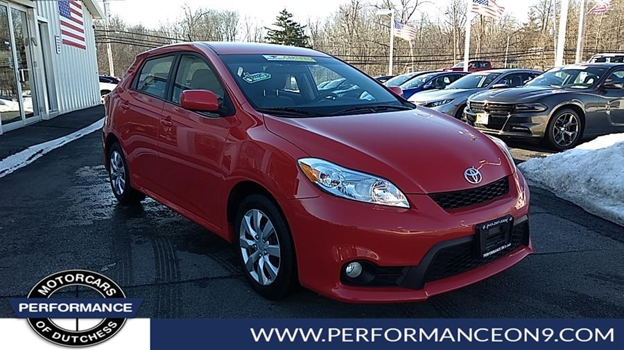 Used Toyota Matrix 5dr Wgn Auto L FWD (Natl) 2012 | Performance Motorcars Inc. Wappingers Falls, New York