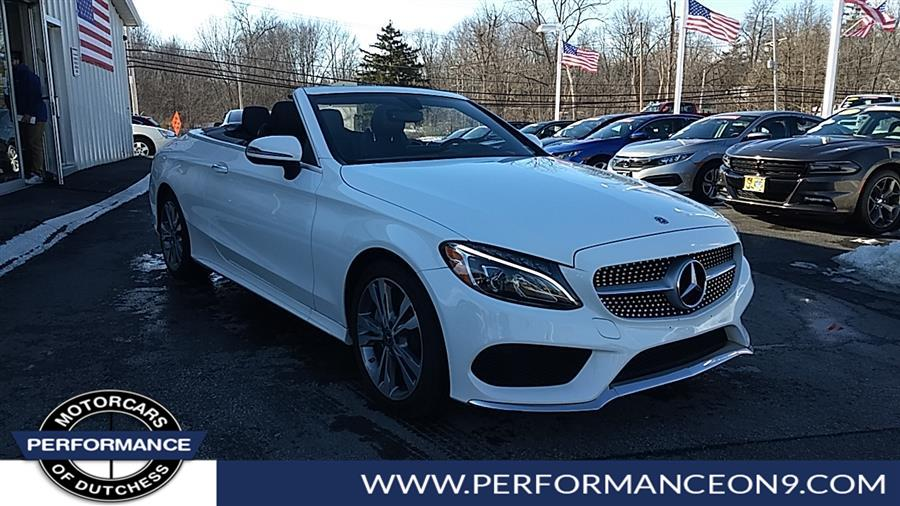 Used 2018 Mercedes-Benz C-Class in Wappingers Falls, New York | Performance Motorcars Inc. Wappingers Falls, New York