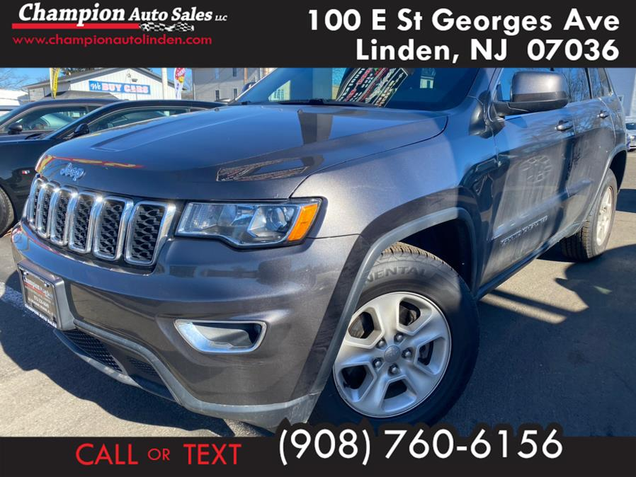 Used 2017 Jeep Grand Cherokee in Linden, New Jersey | Champion Used Auto Sales. Linden, New Jersey
