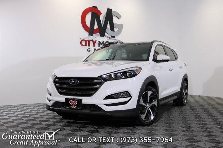 Used 2016 Hyundai Tucson in Haskell, New Jersey   City Motor Group Inc.. Haskell, New Jersey