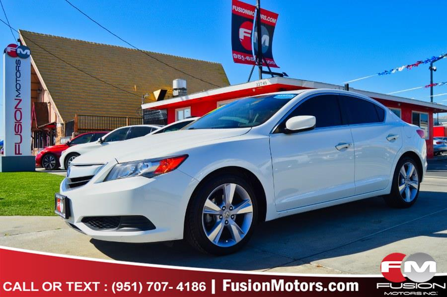 Used 2015 Acura ILX in Moreno Valley, California | Fusion Motors Inc. Moreno Valley, California