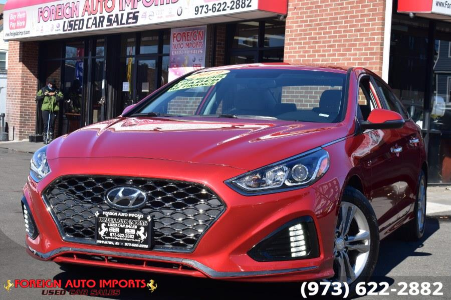 Used 2019 Hyundai Sonata in Irvington, New Jersey | Foreign Auto Imports. Irvington, New Jersey