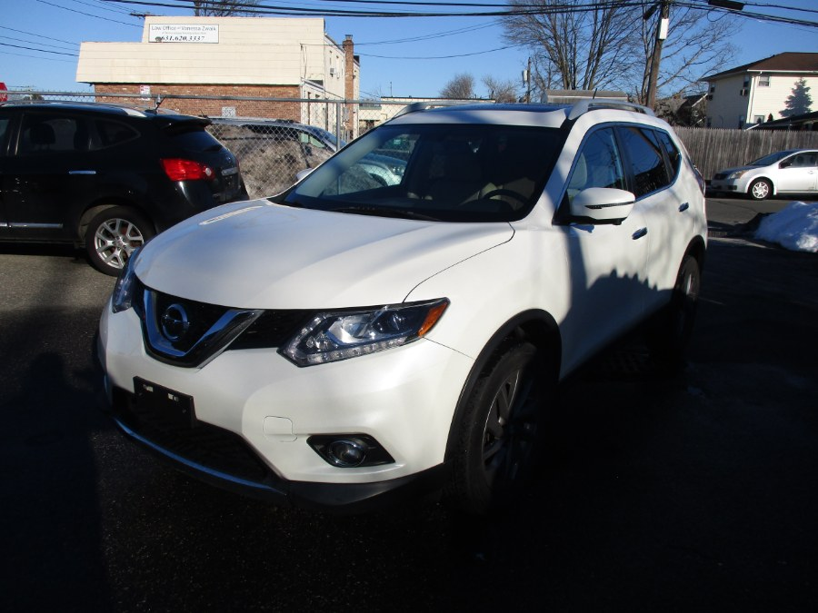 Used Nissan Rogue AWD 4dr SL 2016 | New Gen Auto Group. West Babylon, New York