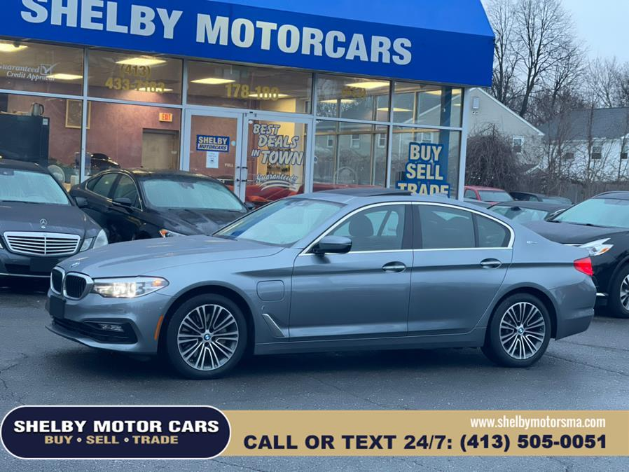 Used 2018 BMW 5 Series in Springfield, Massachusetts | Shelby Motor Cars . Springfield, Massachusetts