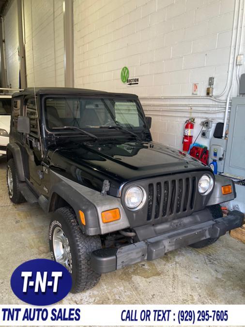 Used 2002 Jeep Wrangler in Bronx, New York | TNT Auto Sales USA inc. Bronx, New York