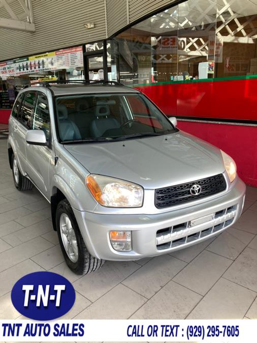 Used 2002 Toyota RAV4 in Bronx, New York | TNT Auto Sales USA inc. Bronx, New York