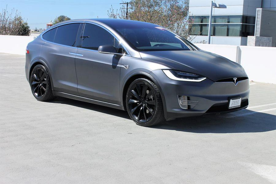 Used Tesla Model x 75D Sport Utility 4D 2018 | Ideal Motors. Costa Mesa, California