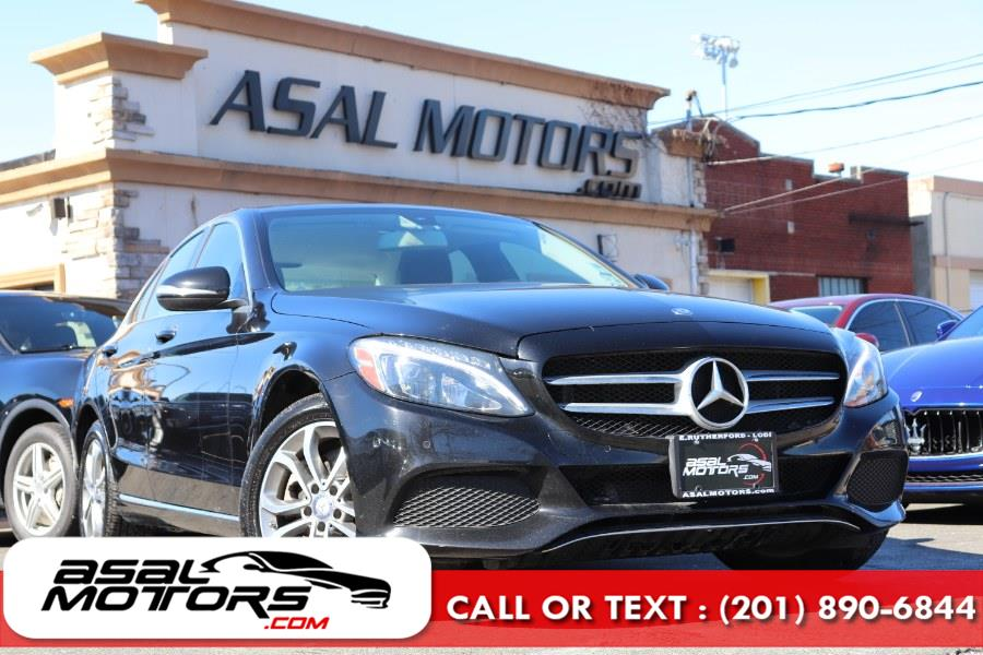 Used 2015 Mercedes-Benz C-Class in East Rutherford, New Jersey | Asal Motors. East Rutherford, New Jersey