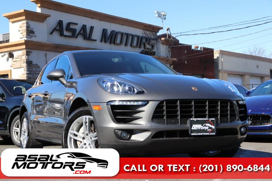 Used Porsche Macan AWD 4dr S 2016 | Asal Motors. East Rutherford, New Jersey