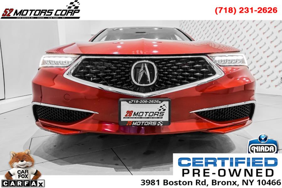 Used Acura TLX 3.5L FWD 2018 | 52Motors Corp. Woodside, New York