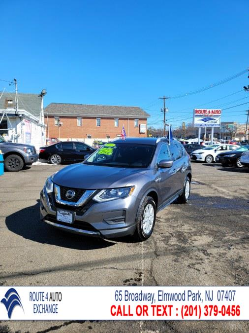 Used Nissan Rogue AWD SV 2019   Route 4 Auto Exchange. Elmwood Park, New Jersey