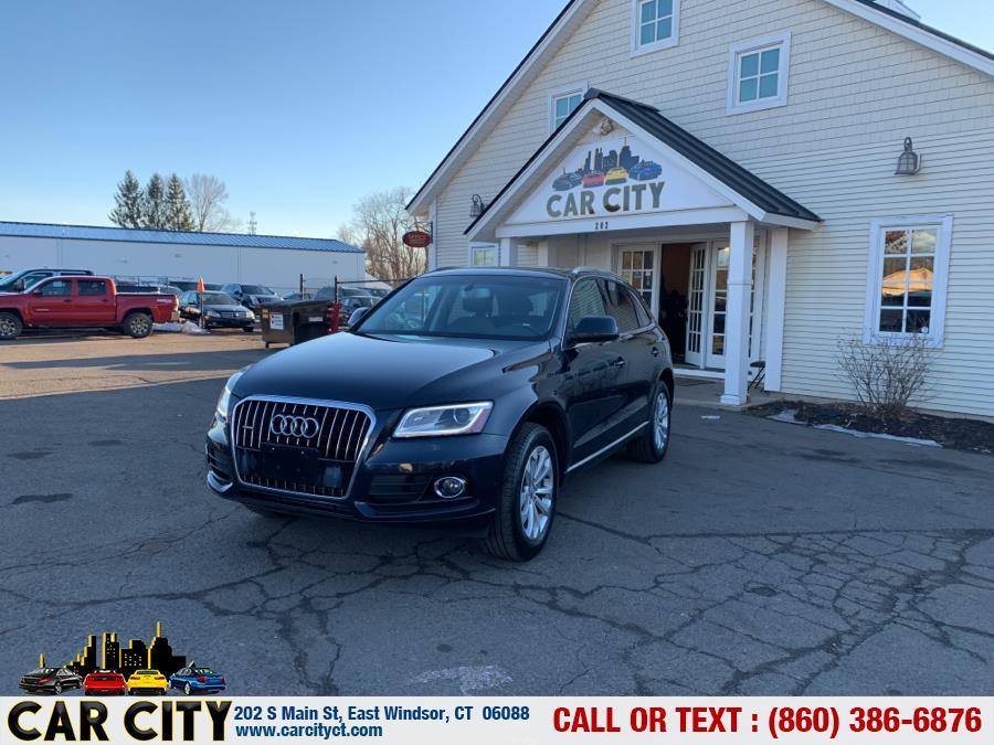 Used Audi Q5 quattro 4dr 2.0T Premium Plus 2014 | Car City LLC. East Windsor, Connecticut