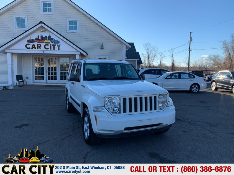 Used Jeep Liberty 4WD 4dr Sport 2010 | Car City LLC. East Windsor, Connecticut