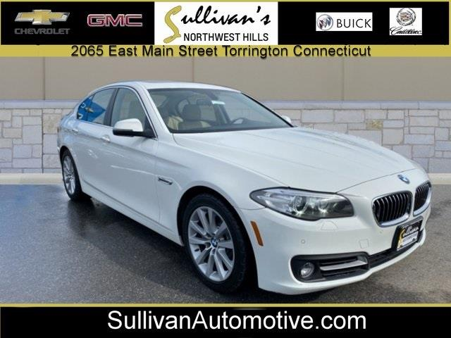 Used 2016 BMW 5 Series in Avon, Connecticut | Sullivan Automotive Group. Avon, Connecticut