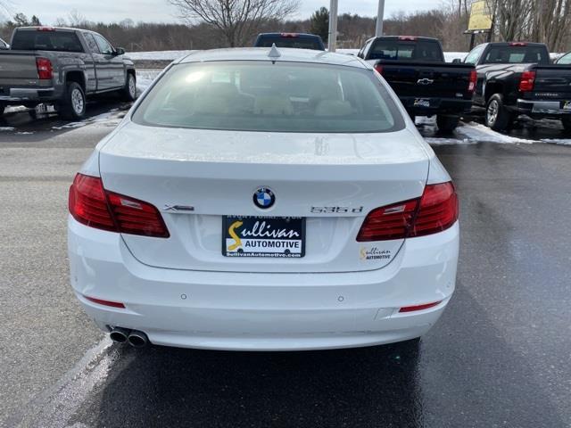 Used BMW 5 Series 535d xDrive 2016 | Sullivan Automotive Group. Avon, Connecticut