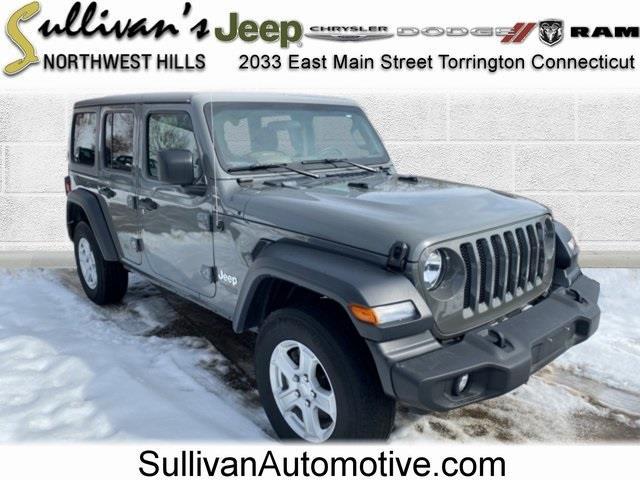 Used 2018 Jeep Wrangler in Avon, Connecticut | Sullivan Automotive Group. Avon, Connecticut