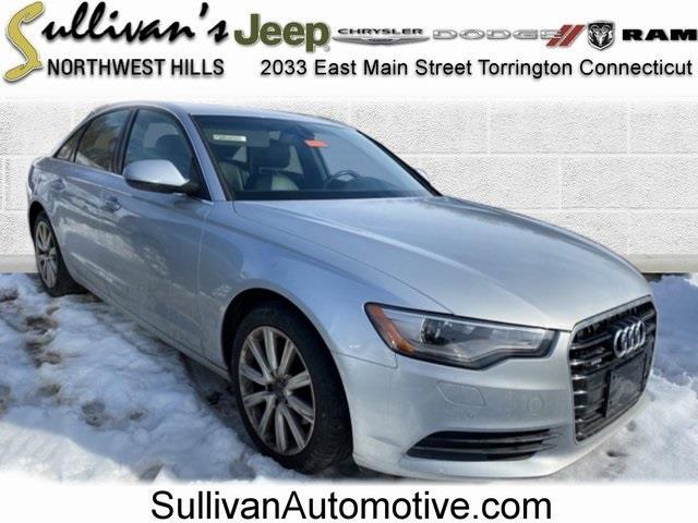 Used 2013 Audi A6 in Avon, Connecticut | Sullivan Automotive Group. Avon, Connecticut