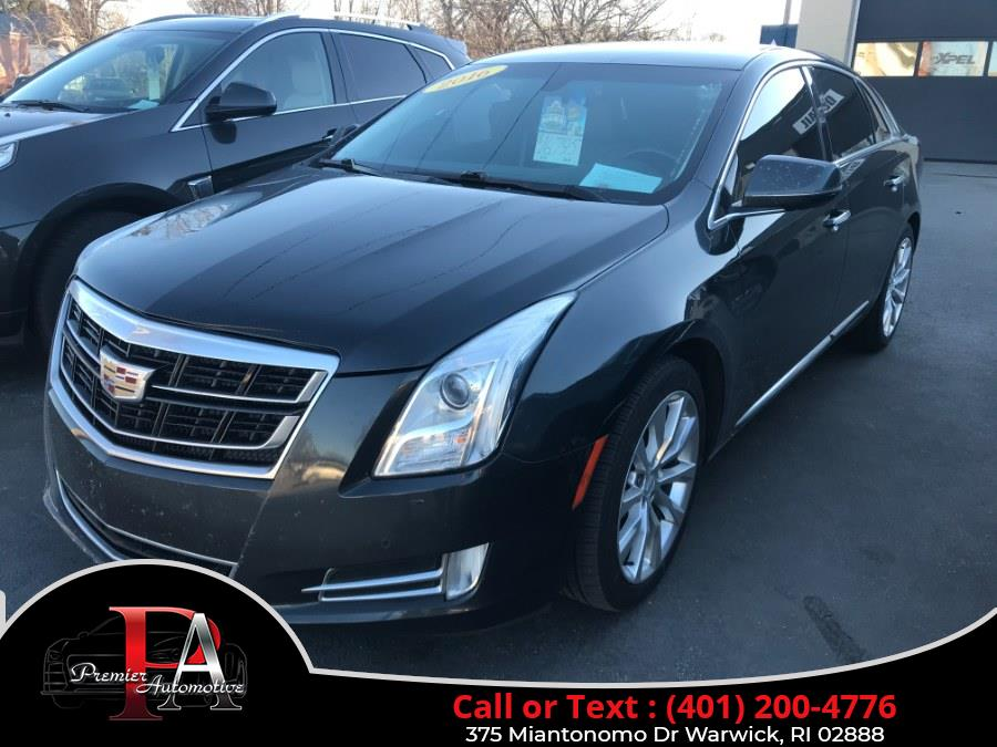 Used Cadillac XTS 4dr Sdn Luxury Collection AWD 2016 | Premier Automotive Sales. Warwick, Rhode Island