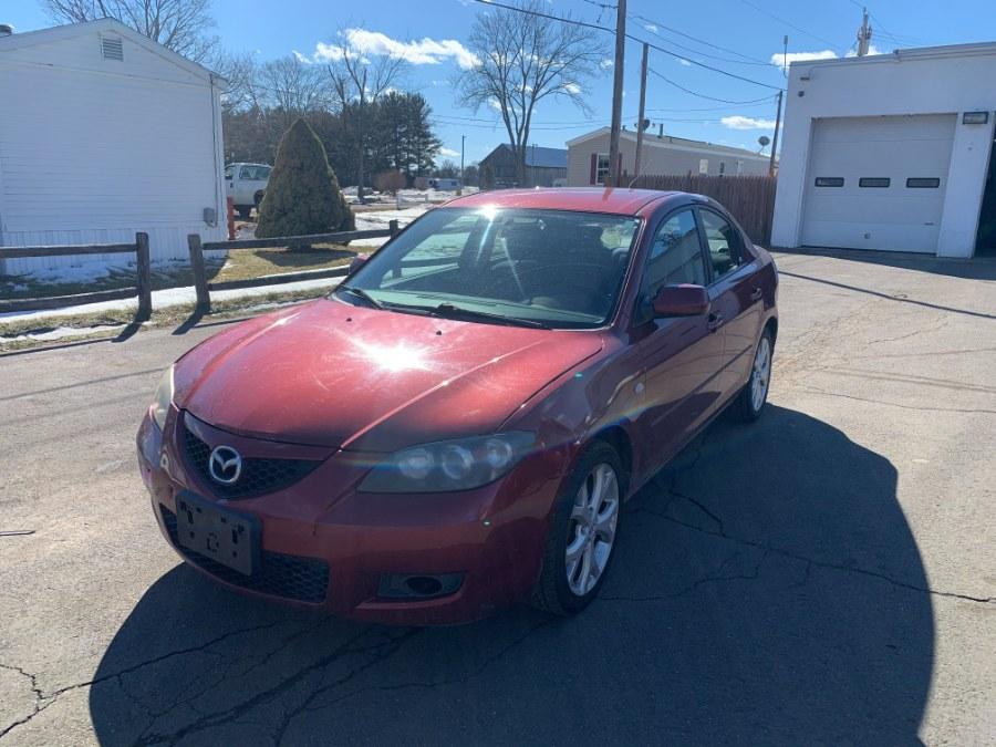 Used Mazda Mazda3 4dr Sdn Auto i Sport 2009 | CT Car Co LLC. East Windsor, Connecticut