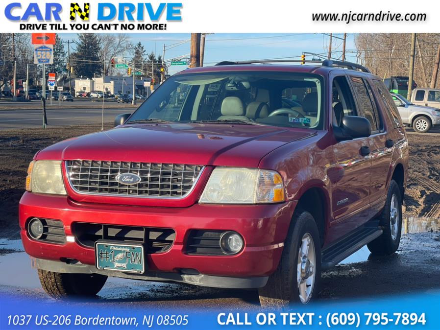 2004 Ford Explorer XLT photo