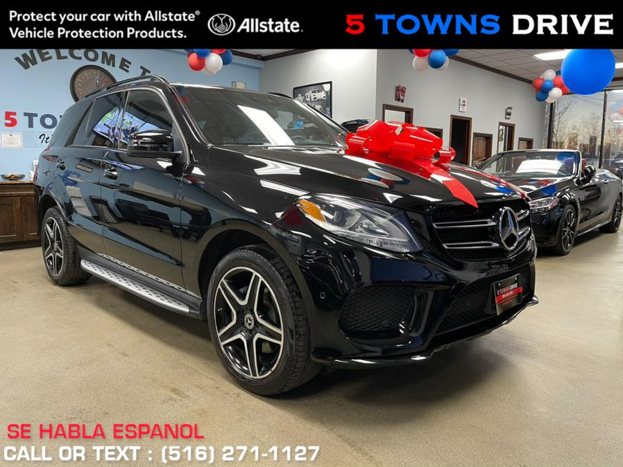 Used Mercedes-Benz GLE AMG SPRT PKG GLE 350 4MATIC SUV 2018 | 5 Towns Drive. Inwood, New York