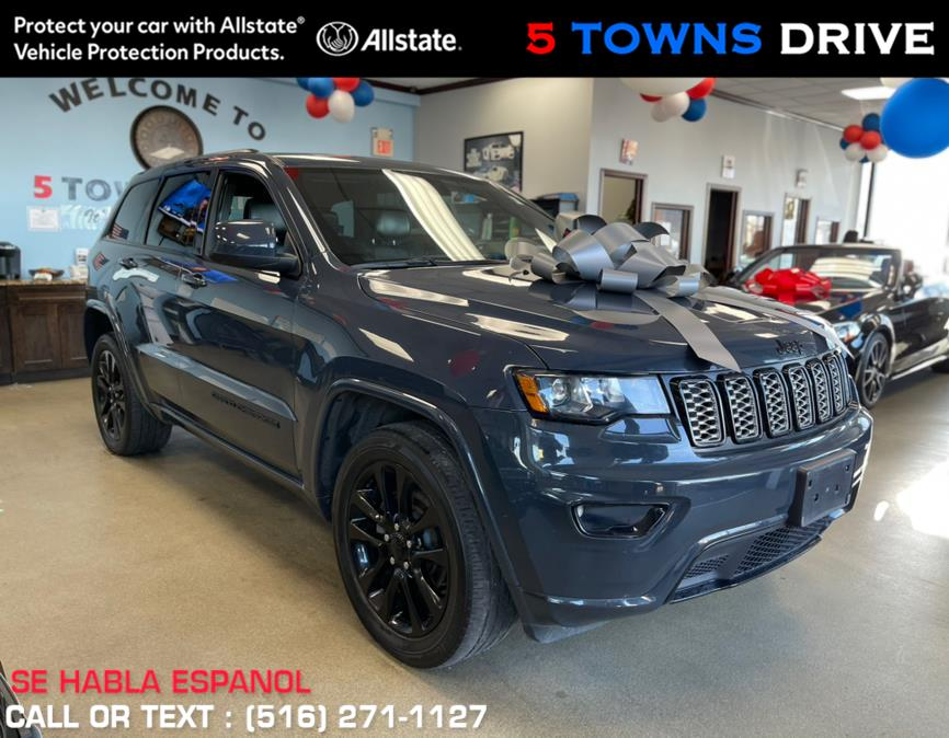 Used Jeep Grand Cherokee 75th Anniversary Edition 4x4 *Ltd Avail* 2017 | 5 Towns Drive. Inwood, New York