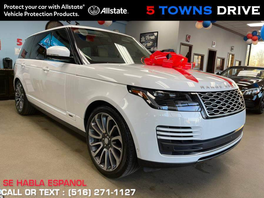 Used Land Rover Range Rover LWB V8 Supercharged LWB 2018 | 5 Towns Drive. Inwood, New York