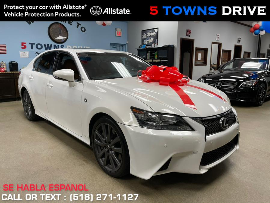 Used Lexus GS 350 F/SPORT 4dr Sdn RWD 2013 | 5 Towns Drive. Inwood, New York