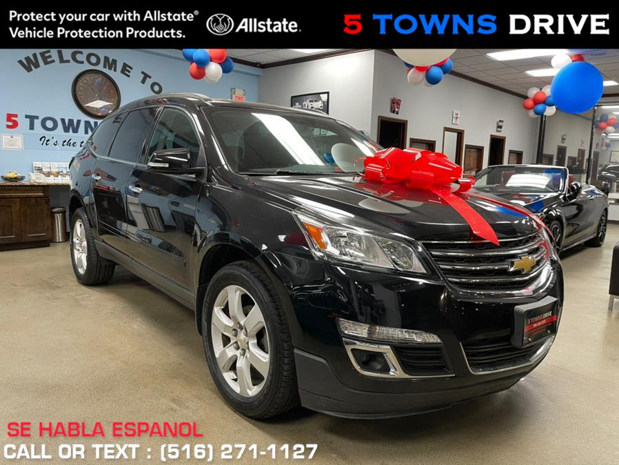 Used Chevrolet Traverse FWD 4dr LT w/1LT 2016 | 5 Towns Drive. Inwood, New York