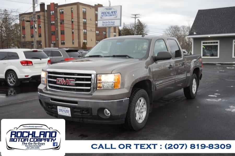 Used 2012 GMC Sierra 1500 in Rockland, Maine | Rockland Motor Company. Rockland, Maine
