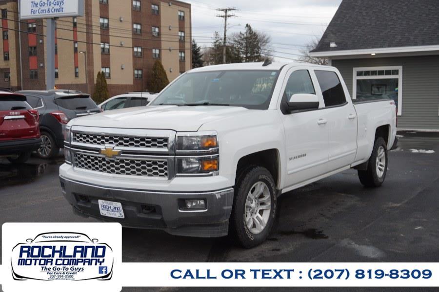 Used 2015 Chevrolet Silverado 1500 in Rockland, Maine | Rockland Motor Company. Rockland, Maine