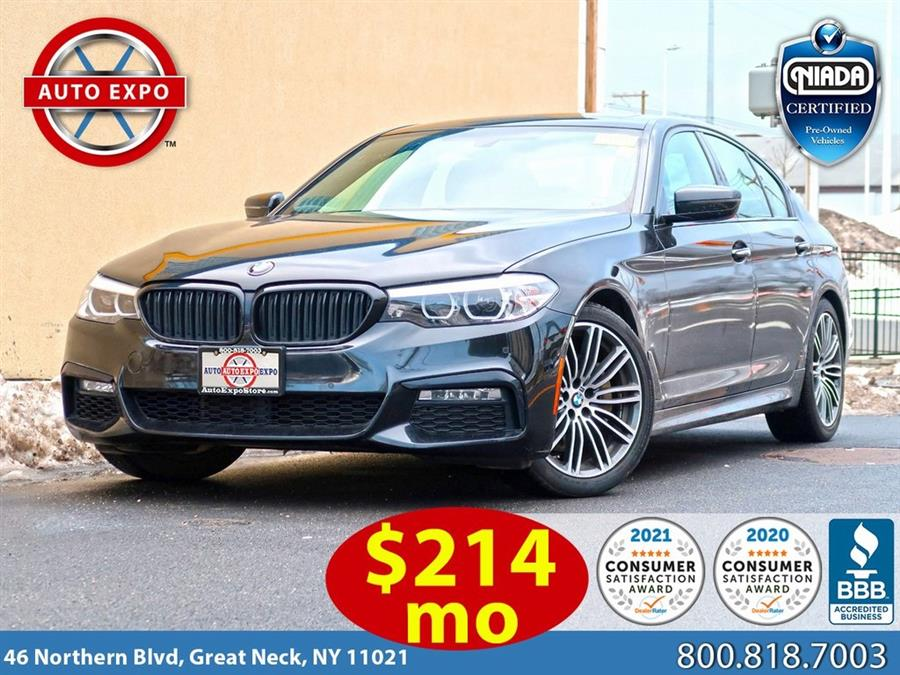 Used 2018 BMW 5 Series in Great Neck, New York | Auto Expo Ent Inc.. Great Neck, New York