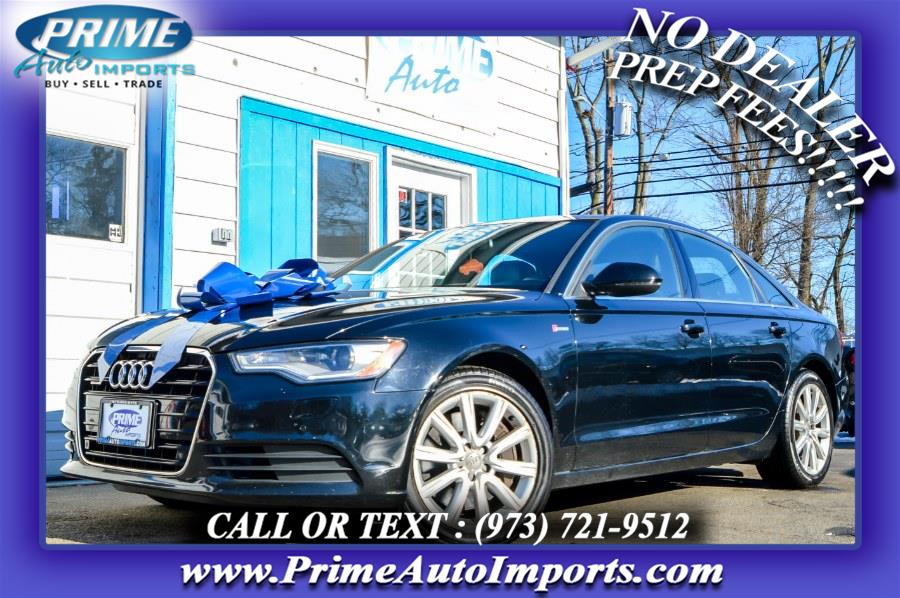 Used 2014 Audi A6 in Bloomingdale, New Jersey | Prime Auto Imports. Bloomingdale, New Jersey