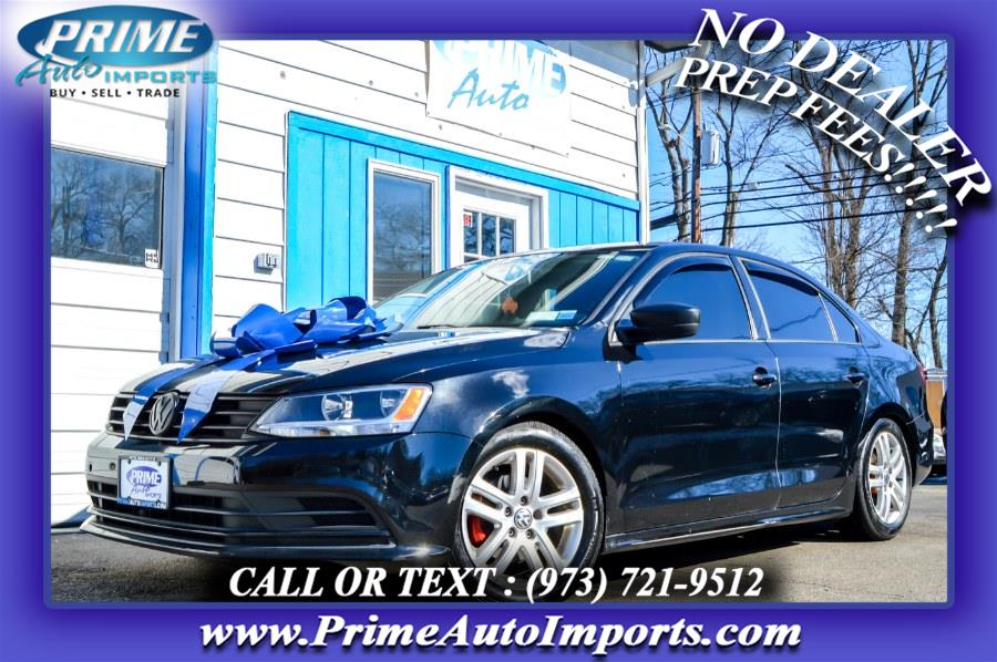 Used 2015 Volkswagen Jetta Sedan in Bloomingdale, New Jersey | Prime Auto Imports. Bloomingdale, New Jersey