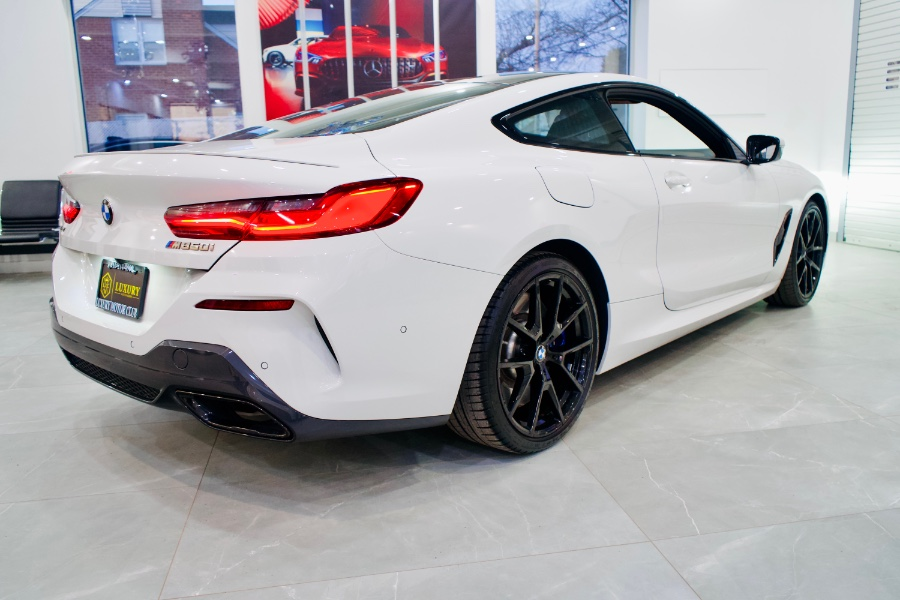 Used BMW 8 Series M850i xDrive Coupe 2019   C Rich Cars. Franklin Square, New York