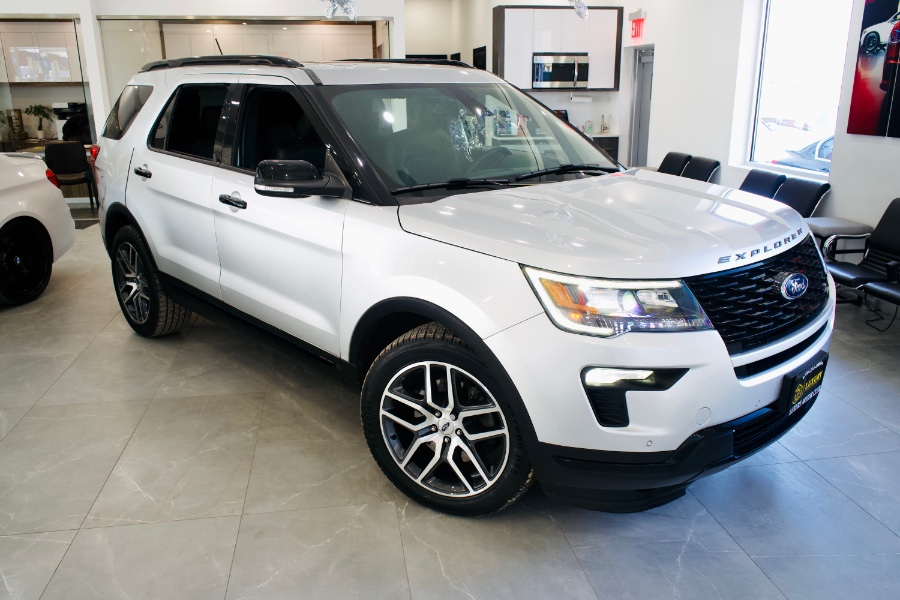 Used Ford Explorer Sport 4WD 2018   C Rich Cars. Franklin Square, New York