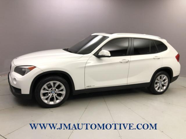 Used BMW X1 AWD 4dr xDrive28i 2014 | J&M Automotive Sls&Svc LLC. Naugatuck, Connecticut