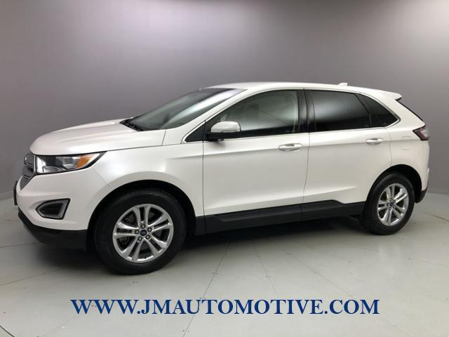 Used 2017 Ford Edge in Naugatuck, Connecticut | J&M Automotive Sls&Svc LLC. Naugatuck, Connecticut