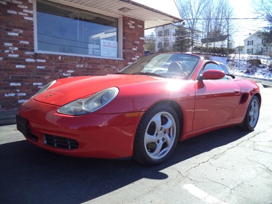 Used 2002 Porsche Boxster in Naugatuck, Connecticut | Riverside Motorcars, LLC. Naugatuck, Connecticut